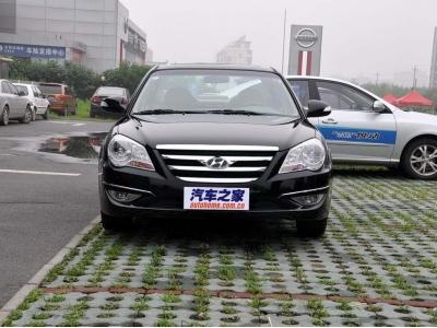 北京现代汽车美源名驭2.0gl 手动豪华2009款报价 - 美