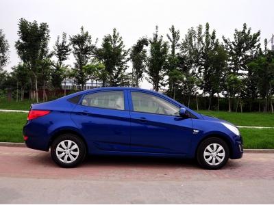 北京现代汽车当代特约瑞纳1.4 gs at2010款报价 - 店.