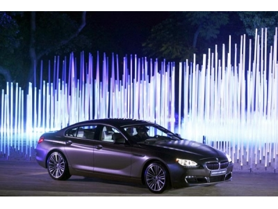 BMW 6系四门轿跑车杭州上市