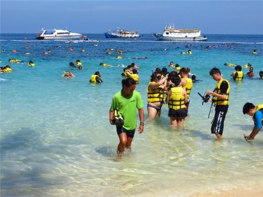 一起去寻找夏日暖阳--热浪岛