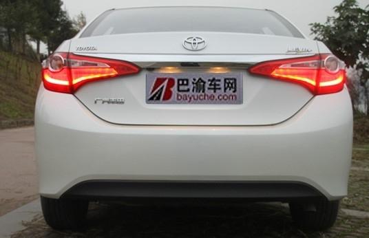丰田所有车型大全