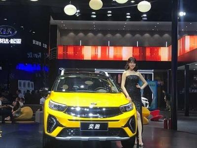 K5插电混动、2019款KX3成都车展上市