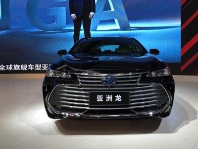 天津車展受熱捧 一汽豐田大秀品牌實力