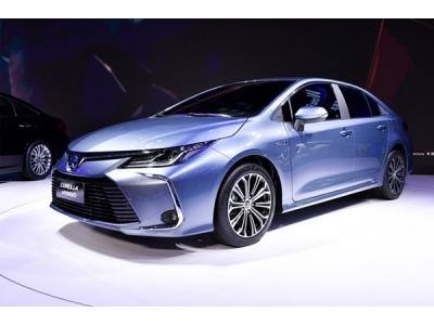 闪耀冰城  TNGA大发排列3一汽丰田产品力再升级