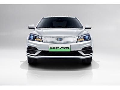 补贴后售价13.58-15.98万元  2019款帝豪EV500升级上市