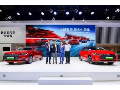 全新秦开启预售EV补贴后13.98-14.68万