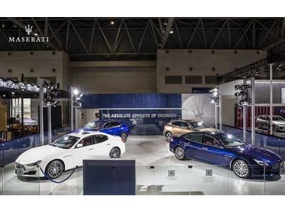 玛莎拉蒂限量版车型首秀万博体育app世杯版下载车展