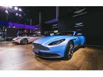 阿斯顿·马丁携首款SUV DBX重磅登陆2020成都国际车展