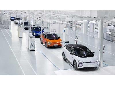 高合汽车城市精品工厂打造智能制造新标杆
